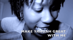 Make Yahuah Great
