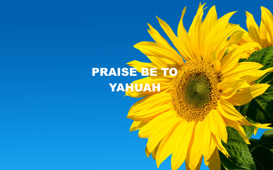 Praise be to Yahuah (Audio Stream) Hebrew Roots Music