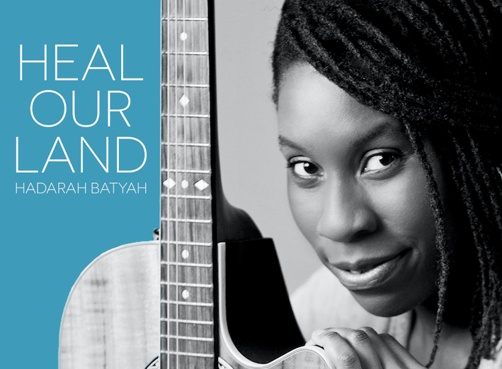 New Single. Heal Our Land. Scripture Challenge.